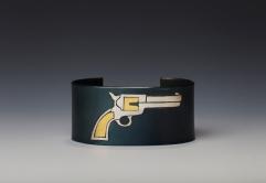 """Six-shooter"" cuff, 2008"