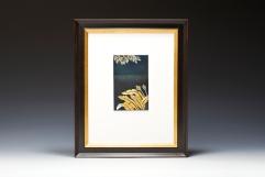 """Midnight in the Tropics"" (framed miniature)"
