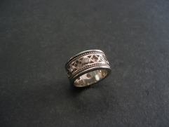 """Guinevere"" Ring"